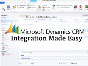 Dynamics CRM Integration Webinar