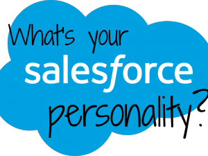 What's Your Salesforce Personality?