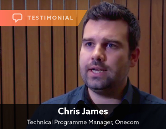 Chris-James-Onecom-Technical-Programme-Manager