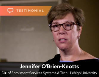 Jennifer-O'Brien-Knotts-Lehigh-University-Director-of-Enrollment-Services-Systems-and-Technology