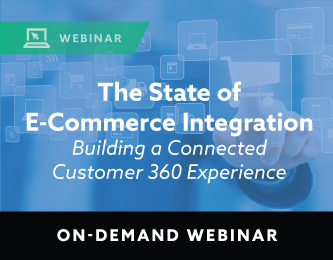The State of E-Commerce Integration