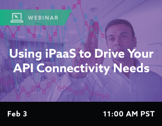 Using iPaaS to Drive Your API Connectivity Needs