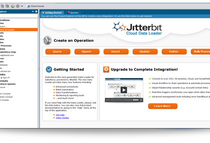 How to Tell If You Need the Jitterbit Cloud Data Loader