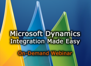 Microsoft Dynamics Integration (On-Demand Webinar)