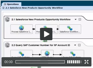 Demo – SAP to Salesforce Integration