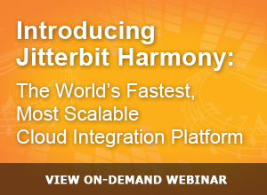 Webinar – Introducing Harmony – 4/9/14