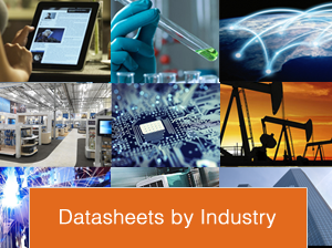 Datasheets by Industry