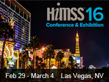 EVENT – HIMSS 2016 022916