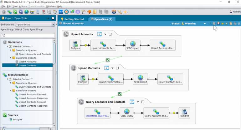 Data Integration Best Practices with Jitterbit Harmony Tips and