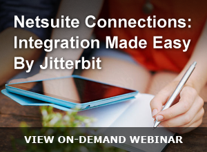 Webinar – NetSuite Connections 020416