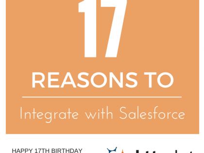 17 Reasons to Integrate with Salesforce