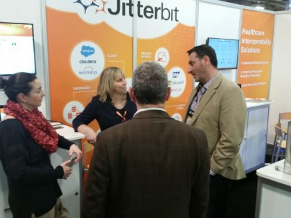 Starting Healthcare Data Interoperability Conversations at HIMSS