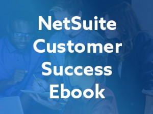 NetSuite Customer Success Ebook