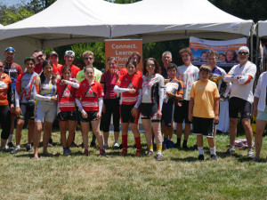 Jitterbit Gives Back: 2016 Silicon Valley Tour de Cure