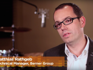 Matthias Rathgeb, Berner Group