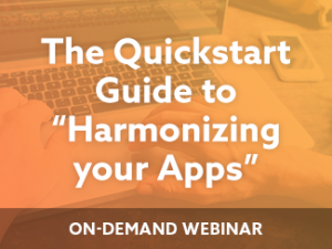 The Quickstart Guide to Harmonizing Your Apps