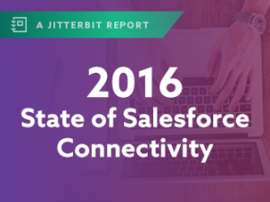 2016 State of Salesforce Connectivity