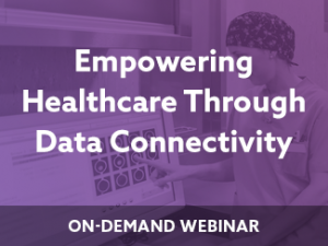 Empowering Healthcare Through Data Connectivity