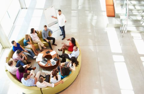 expand the influence of HR and HCM
