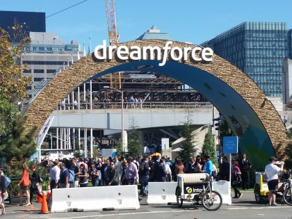 Guide to Dreamforce '17: What to Do in San Francisco