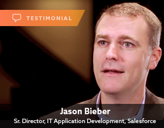 Testimonial — Jason Bieber, Salesforce