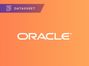Oracle EBS Datasheet