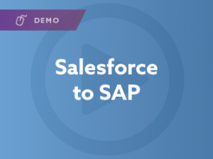SAP to Salesforce Integration Demo