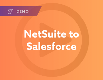 demo-NetSuite-Salesforce