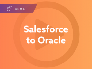 Salesforce to Oracle Integration Demo
