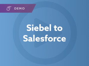 Siebel Integration Demo