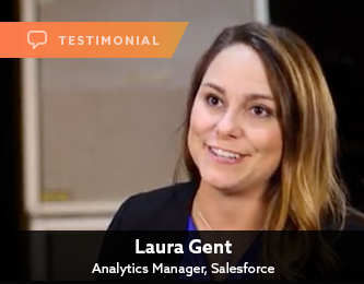 Testimonial — Laura Gent, Salesforce