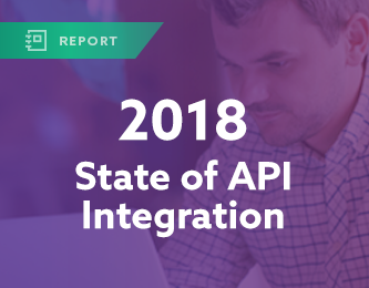 2018 State of API Integration