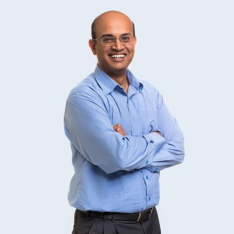 Shekar Hariharan, VP Marketing