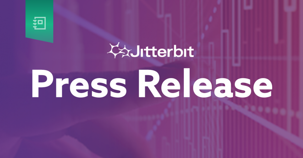 Jitterbit Announces Partner-First Business Model to Handle