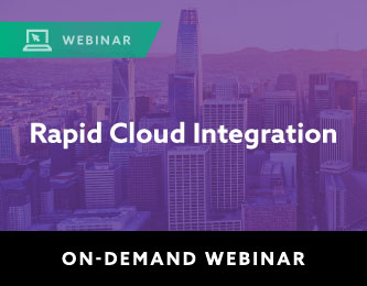 Rapid Cloud Integration Webinar