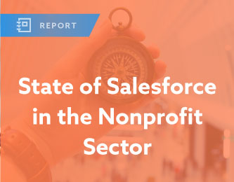 State of Salesforce in the Nonprofit Sector