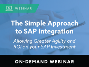 The Simple Approach to SAP Integration